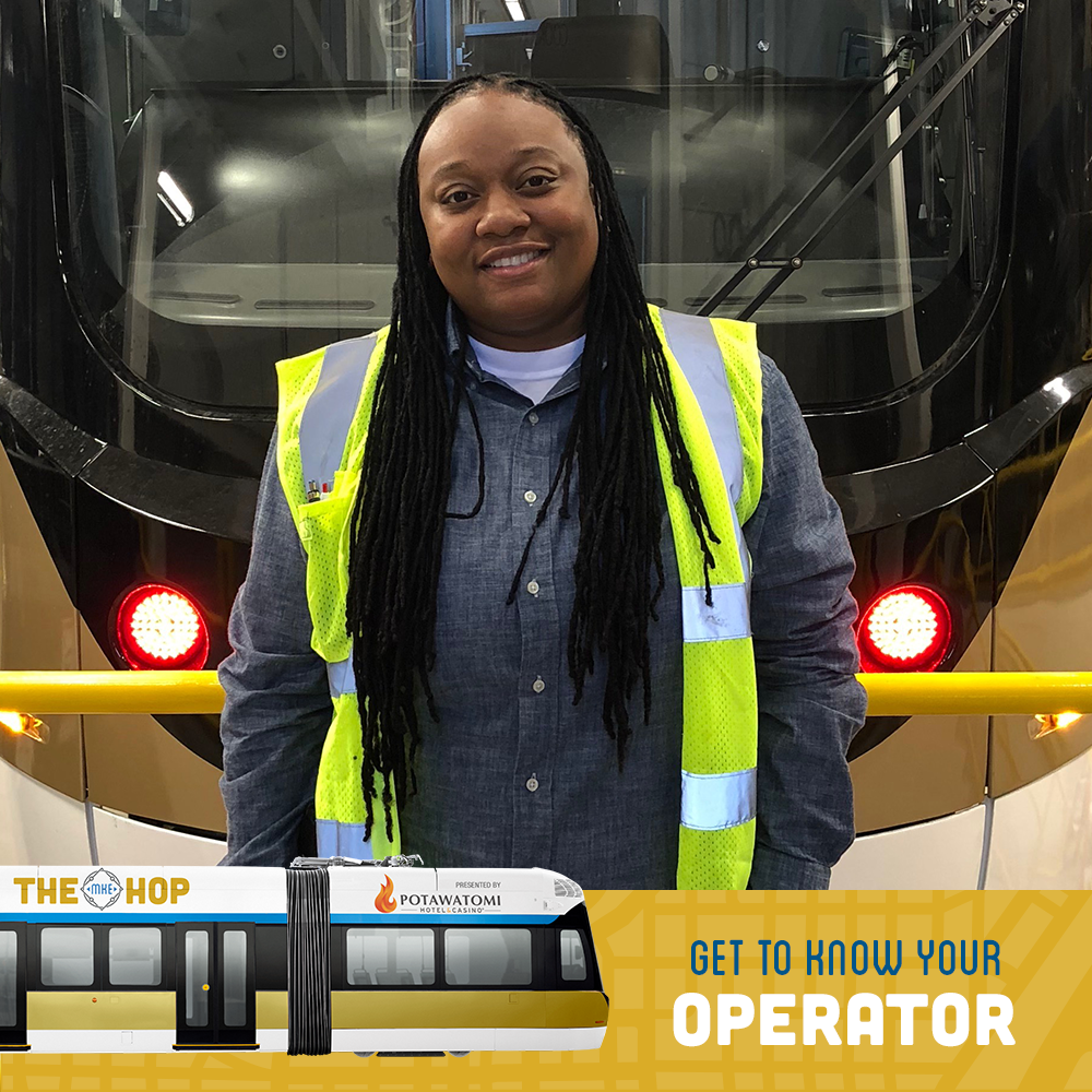 Get To Know Your Operator-Nicole Martin